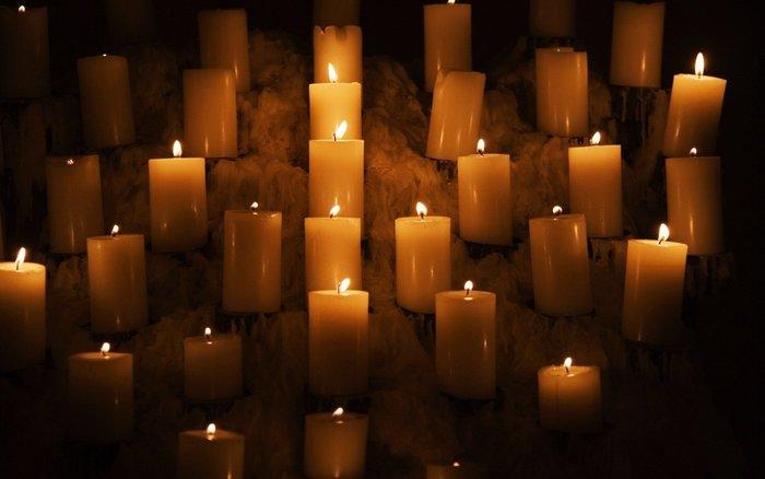 Свечи для обряда заговора