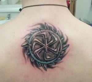 Татуировка Колядник