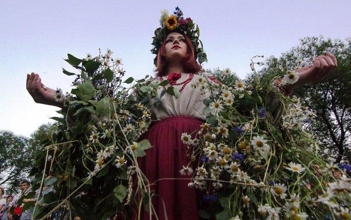 Ритуалы на Ивана Купала с травами