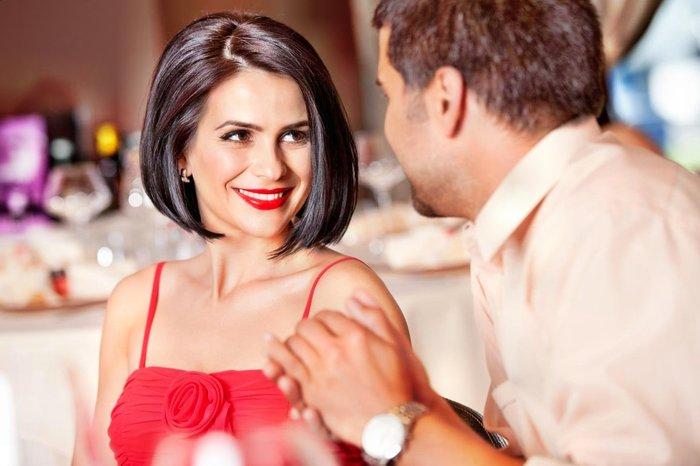Привлечение внимания женщины