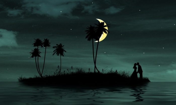 Любовные заговоры на растущую луну