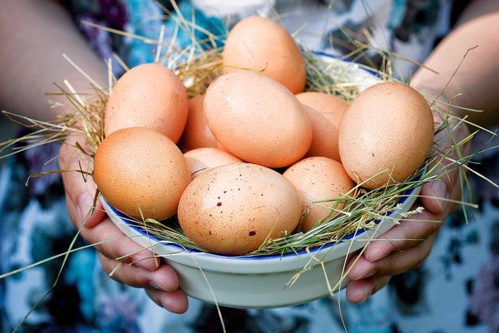 Заговор от сглаза на яйцо