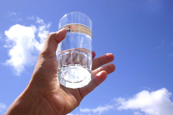 Заговор на воду от хвори