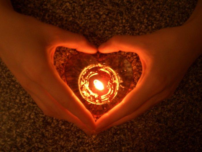 Заговоры на любовь на свечу