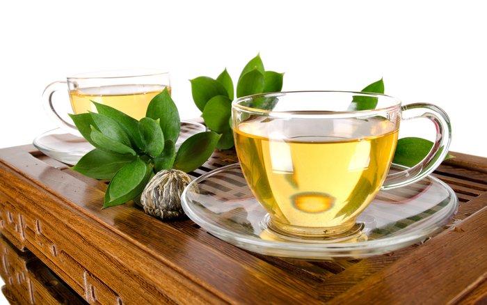 Заговор на зелёный чай на очищение организма