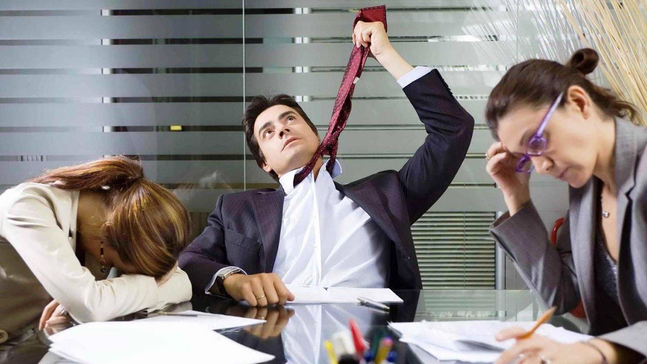 Как уберечься от злых людей на работе