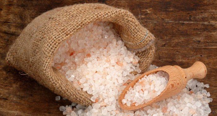 Ритуал с солью от порчи