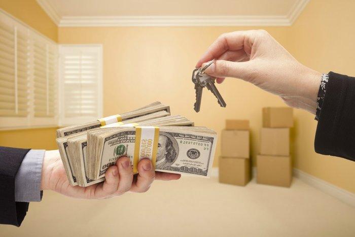 Передача ключей и денег за квартиру при продаже