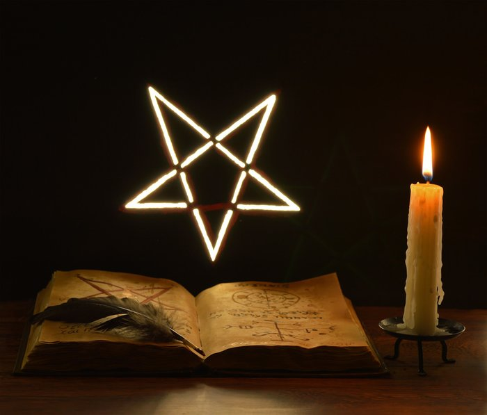 Ритуал заговора