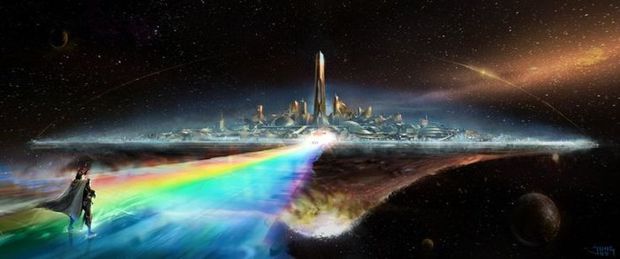 Магия радуги