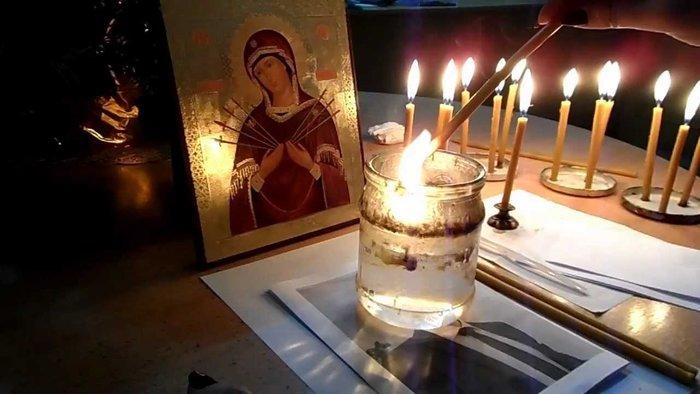 Молитвенный заговор от порчи