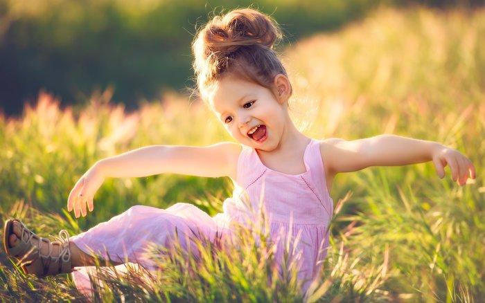 Счастливое детство без сглаза