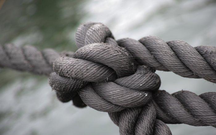 Заговор на верёвку с узлами