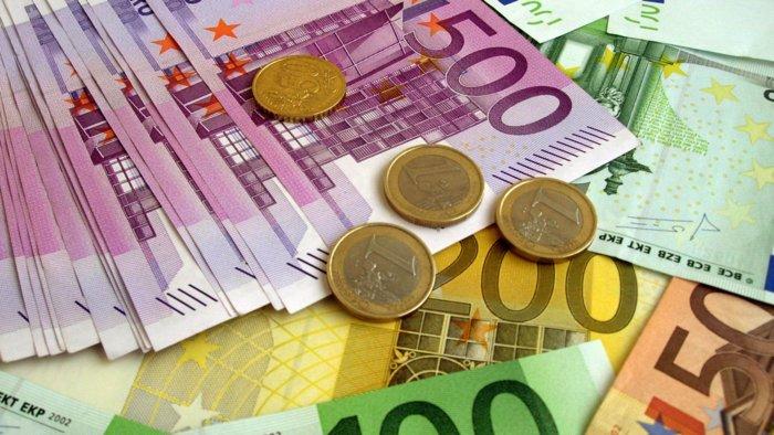 Евро: купюры и монеты