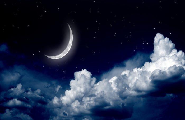 Заговор на растущую луну