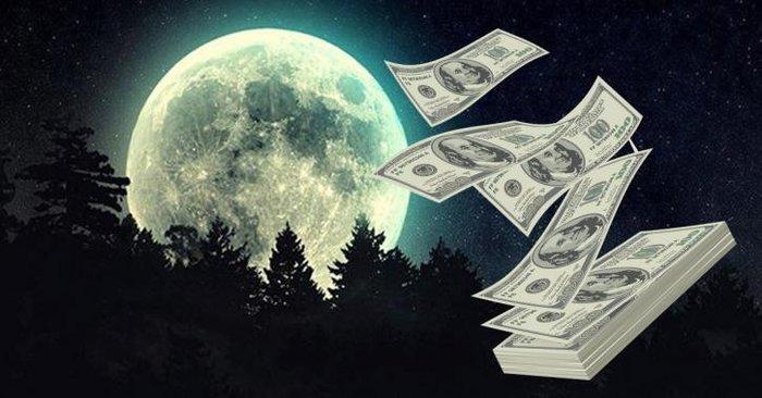 Заговор для улучшения бизнеса на луну
