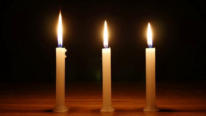 Заговор на 3 свечи