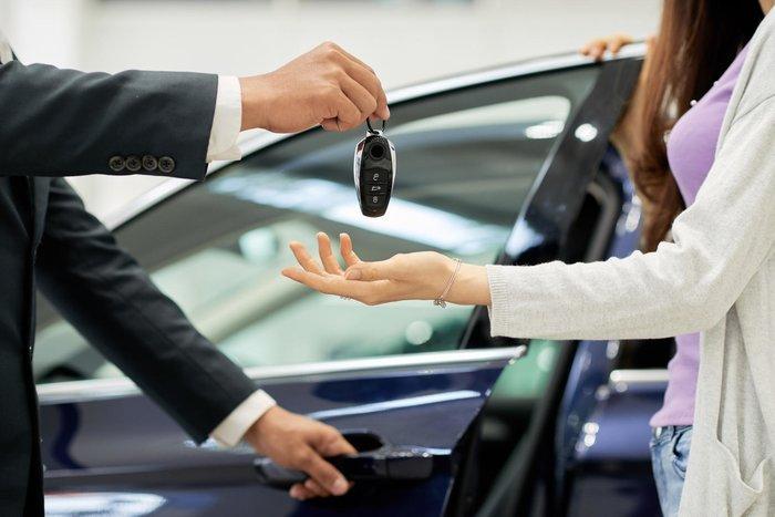 Заключение сделки продажи и передача ключей