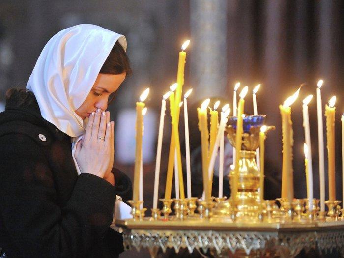 Возношение молитвы от порчи