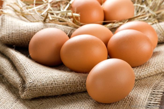 Определение наличия порчи яйцом