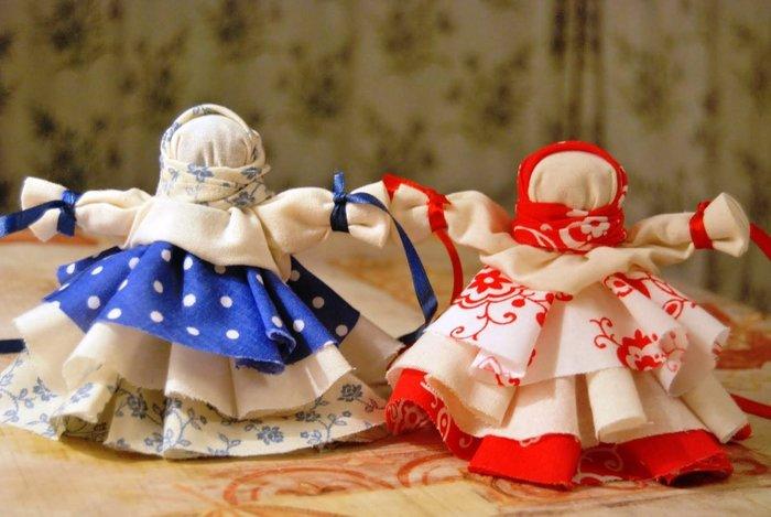 Кукла-колокольчик оберег от плохих новостей