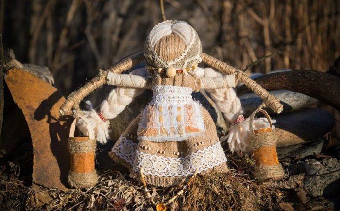 Как сделать своими руками куклу-оберег?