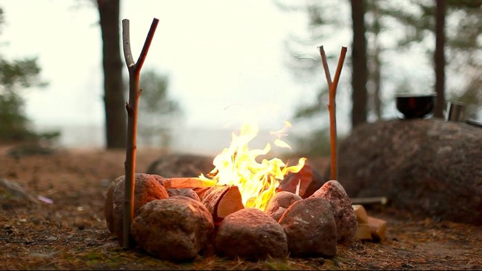 Заговоры на огонь