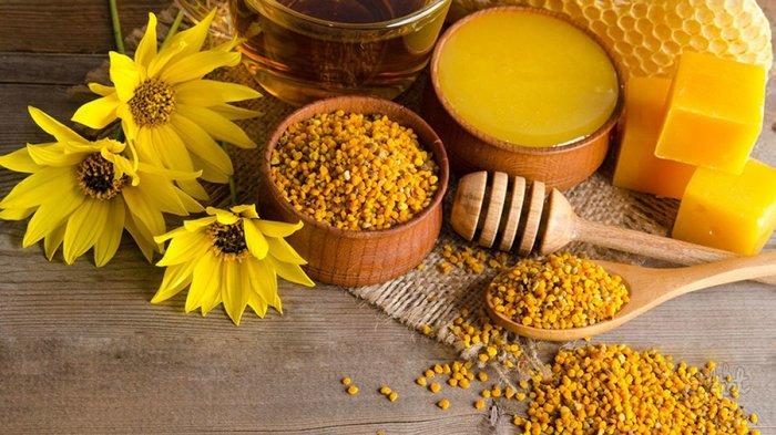 Воск и другие продукты пчеловодства